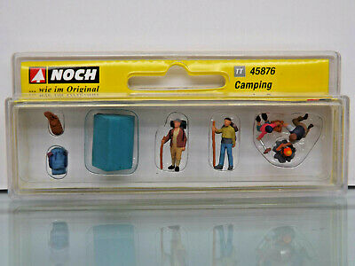 Noch 45876 Tt Figurines 1:120 - Camping - Neuf Emballage D'Origine