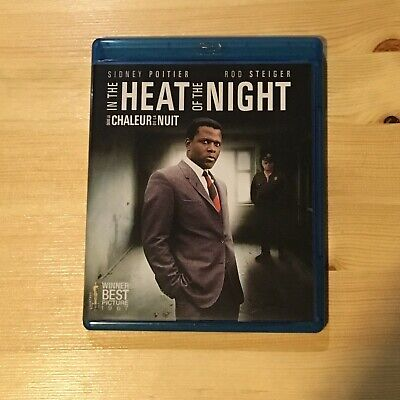 In the Heat of the Night (Blu-ray Disc, 2014, Canadian)