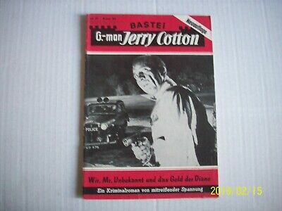G.-man Jerry Cotton  NA  Nr.55