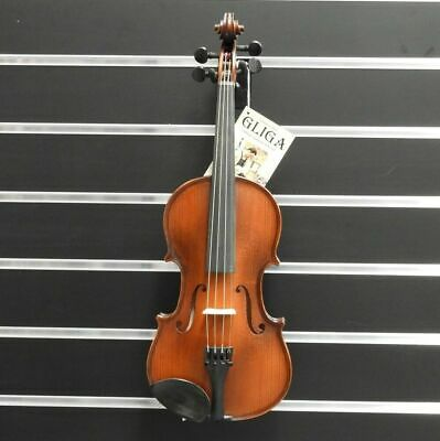 Gliga Violin 3/4  Gliga 3 Outfit Antique Finish Pirastro Strngs i Made in Europe