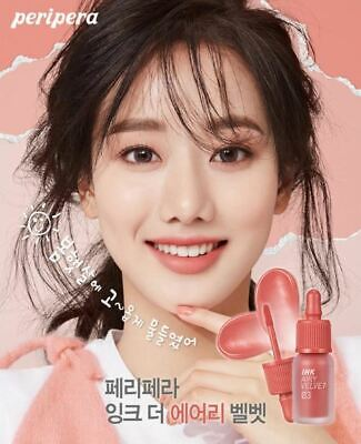 Peripera Ink The Airy (2019 S/S New) Velvet 5 Colors-Korean Cosmetics