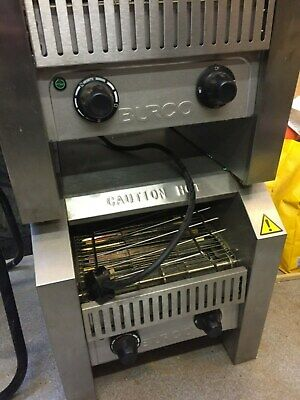 Burco Toaster x 2 New other not boxed (commercial)