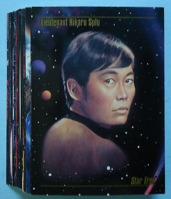 1993 Skybox Star Trek Masters Series - Lot of 20 Cards - Lot A