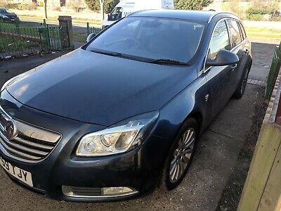 Vauxhall insignia  elite  2.0 cdti estate spares  or repairs