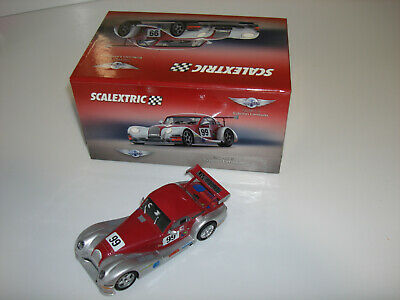 Scalextric Morgan Aero 8  Scx