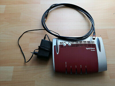AVM FRITZ!Box 6490 Cable 1300 Mbps 4-Port Router (20002778) - ohne Branding