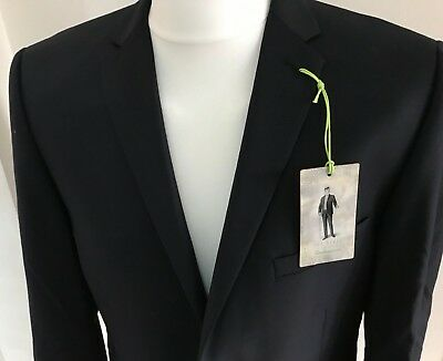 4d4b423a9 MEN S SUIT JACKET by TED BAKER - size 42 R - BNWT - Navy - No ...