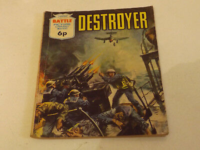 BATTLE PICTURE LIBRARY NO 693,dated 1973 !,GOOD FOR AGE,VERY RARE,46 yrs old.