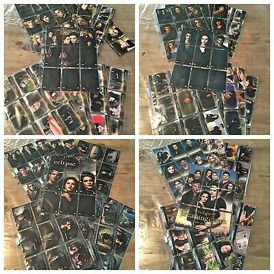 Set de base Twilight 316 trading card New Moon Eclipse 1 + 2 Breaking Dawn neca