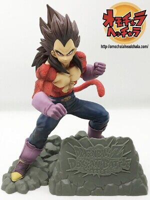 Dragon Ball Z Dokkan Battle 4th Anniversary Figure Super Saiyan 4 Vegeta D006