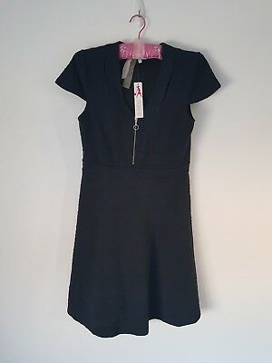 Red Herring Maternity Party Dress size 8 BNWT