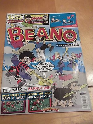Beano Comic, no 3607,15th Oct 2011