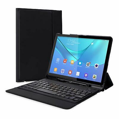Galaxy Tab S4 10.5 Keyboard Case Slim Bluetooth Keyboard Case UK Qwerty Layout