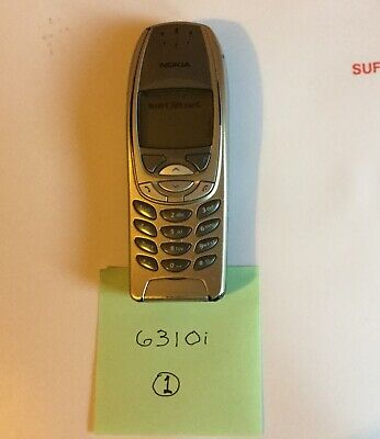 nokia 6310i mobile phone And Charger (no 1)