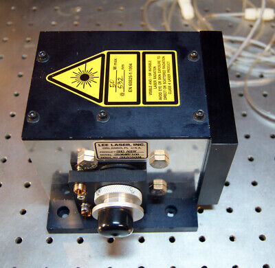 Lee Laser Coherent Second Harmonic Genrator SHG KTP 50 WATTS OF 532nm YAG DPSS