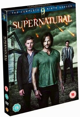 Supernatural The Complete Ninth Series 9 Season 9 New DVD