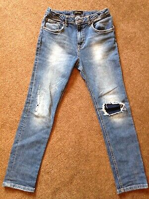 """Boys Kids """"River Island"""" Jeans. Aged 11yrs. Excellent Condition."""