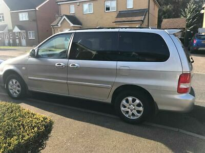 Kia Sedona Automatic Low Miles 37000 Full Service  History 7 Seater Immaculate