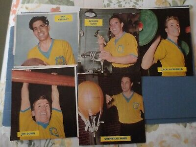 Leeds United pictures & articles 1950's & 60's - John Charles, Don Revie etc
