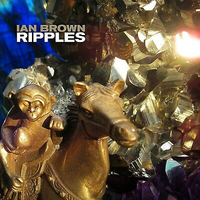 Ian Brown - Ripples (2019) cd *** played once ***
