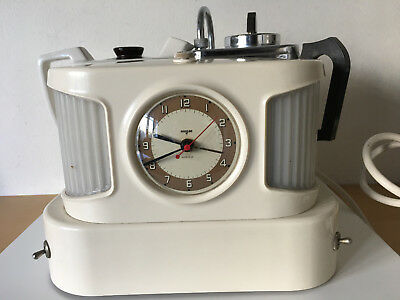 Used - Old teapot RETRO GOBLIN Ancient teapot - With alarm clock - Used