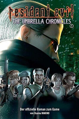 Resident Evil - Bd. 10 - The Umbrella Chronicles I - gebraucht