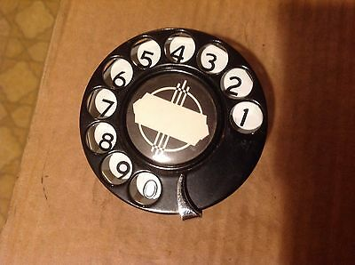 VINTAGE AUTOMATIC ELECTRIC Rotary Telephone Dialer,