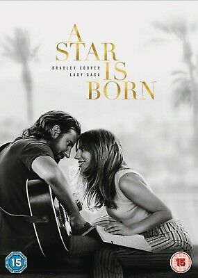 A Star Is Born (2018) HD Digital Code (NO DVD, UK Seller)