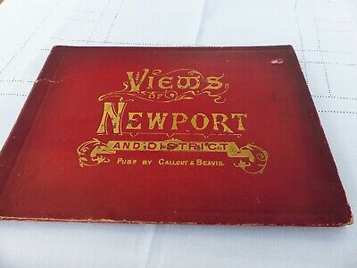Photographic views of Newport, Gwent and district, Calcutt and Beavis.