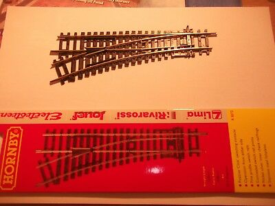 Hornby OO R8072 Left hand point (NEW) 1