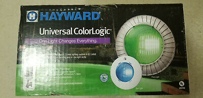 Hayward LPCUS11030 Universal ColorLogic LED Pool Light, 12-Volt, 30-Foot Cord