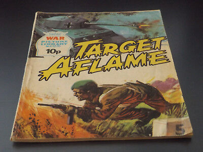 WAR PICTURE LIBRARY NO 1276 !,dated 1976!,GOOD for age,great 43 !YEAR OLD issue.