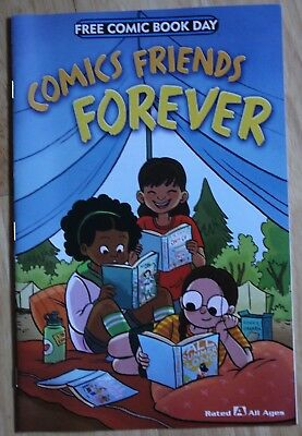Free Comic Book Day - Comic Friends Forever