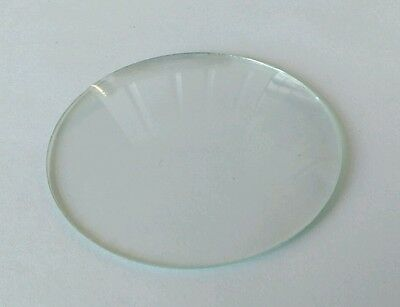 Round Convex Clock Glass Diameter 3 2/16'''