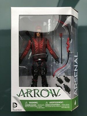 Dc Collectibles - Action Figure - Arrow Arsenal