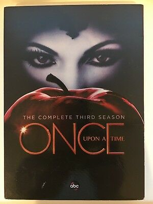 BRAND NEW - Once Upon A Time - Season 3 [DVD] Region 1