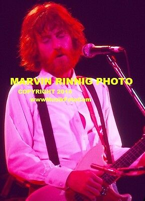 JD SOUTHER PHOTO -THE EAGLES- JOE WALSH & DON FELDER -VERY RARE 8x11 pic 1976