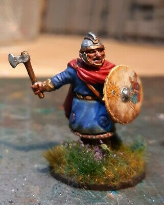 5x  Gripping Beast, Saga, Ancient, Saxon, Late Roman 28mm painted figures