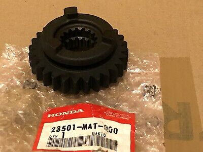 97-07 CBR1100 BlackBird  New Genuine HONDA Countershaft Fifth Gear 23501-MAT-000