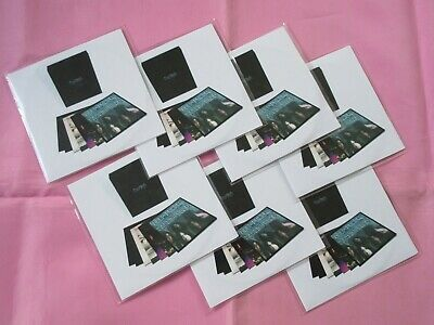 DEEP PURPLE Vinyl Collection V Rare 7 CDr promo Only set for the 7 LP Box Set