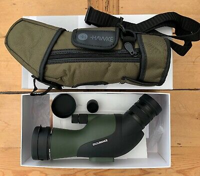 Hawke Endurance 12-36x50 Angled Spotting Scope (56092)