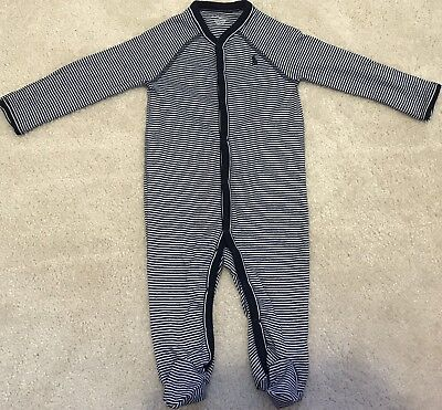 New Ralph Lauren Baby Boys Cotton Coverall 3M