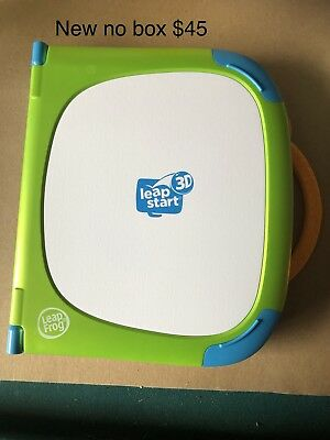 Leap Frog Leap Start 3D On-Screen Animations Enhance Learning New No Box