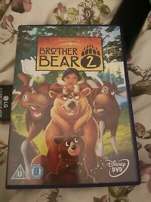 Brother Bear 2 (DVD, 2006) #184 BL