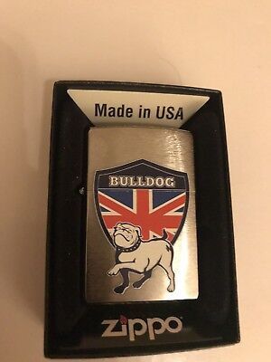 DeAgostini Collection Issue 14 Zippo Lighter BRITISH BULLDOG New In Box