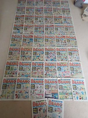 1982 BEANO Comics x 50 Issues