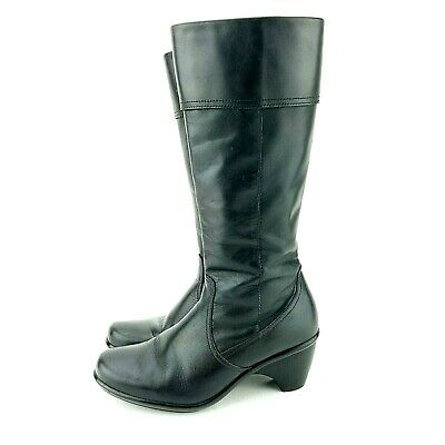 306705f8948 DANSKO WOMENS BOOT 8.5 M Black Ankle Leather EUR 39 Bonita Back ...