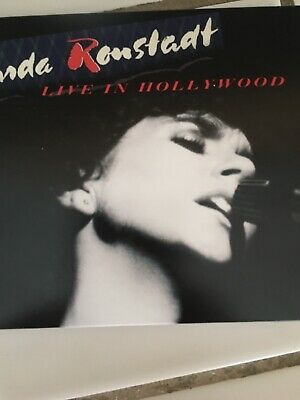 Linda Ronstadt - Live In Hollywood Cd Mint 2019 Rhino