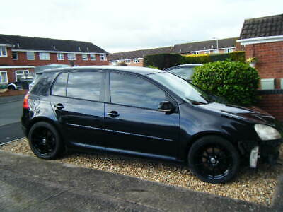 Vw Golf Mk5 Gt Tdi 140 Over 4K Spent On It Spares Or Repair