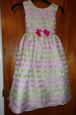 65d61e3666cf Girls Holiday Editions Fancy Easter Dress size 10/12 , Wedding, Party